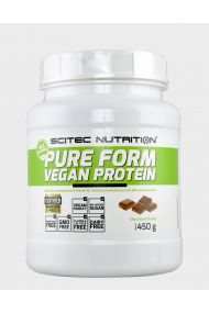 SCITEC NUTRITION Pure Form Vegan Protein