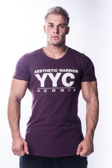 NEBBIA AW Atheltic logo trikó 730