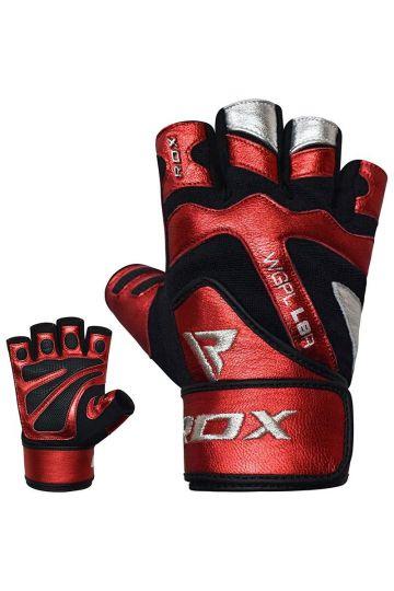 RDX Fitnesshandschuhe mit Handgelenksunterstützung L8