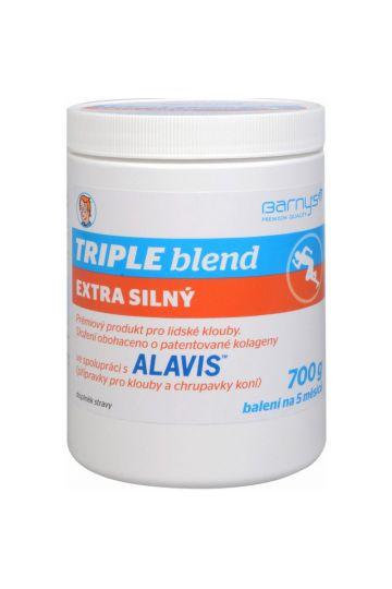 Barny's Triple Blend Extra Silný 700 g
