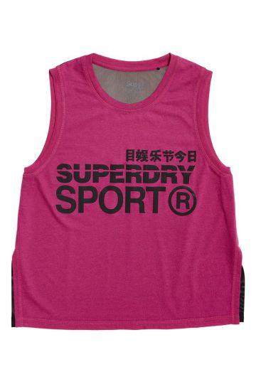 Superdry Dámske športové tielko Active Loose