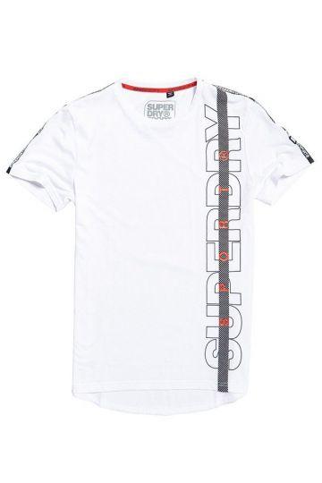f5f5a2db145c Superdry Pánske športové tričko CORE TAPED ...