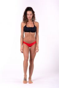 Nebbia Bikini top s riasením 671