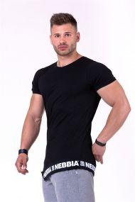 Nebbia Be rebel tričko s krátkym rukávom