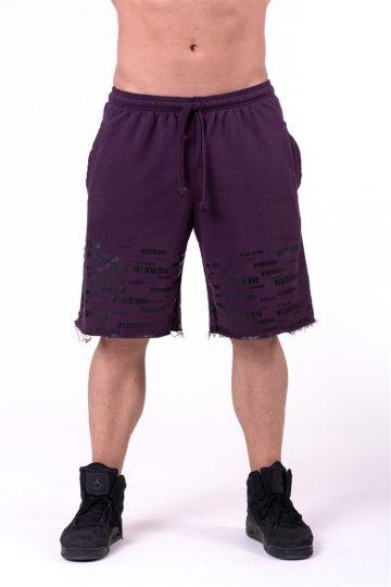 Nebbia Shorts Raw Hem Street 151