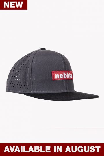 Nebbia Red Label NEBBIA šiltovka SNAP BACK 163