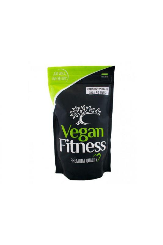 Vegan Fitness Hrachový proteín 100% RAW