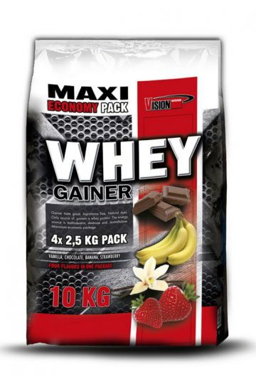 Vision Nutrition Whey Gainer