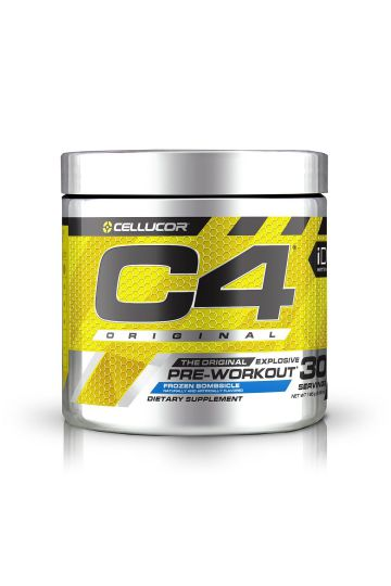 CELLUCOR C4 G4 Chrome 390 g