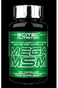 Scitec Nutrition Mega MSM 100 kaps
