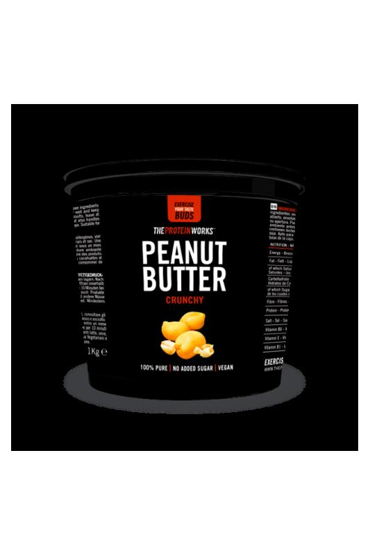 The Protein Works Arašidové maslo