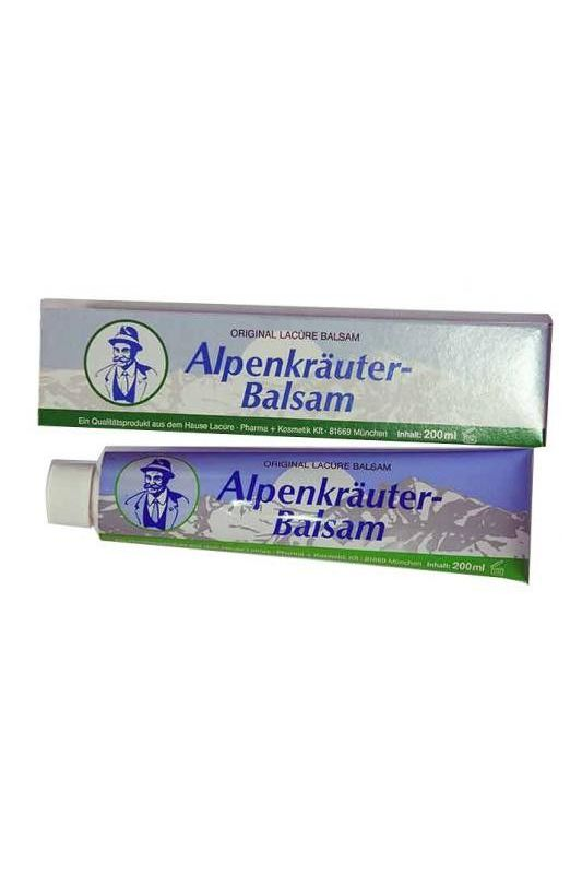 Primavera Alpenkräuter Balsam balzam z Alpských bylín