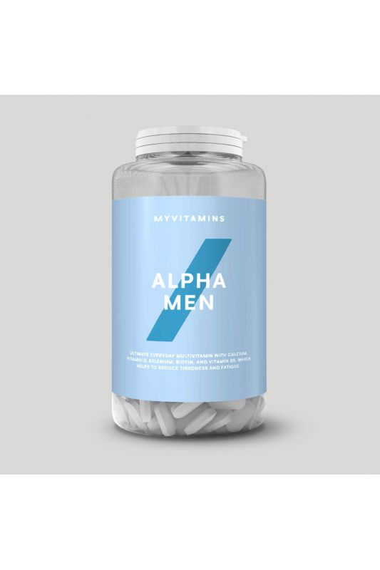 MyProtein Alpha Men 120 tabliet