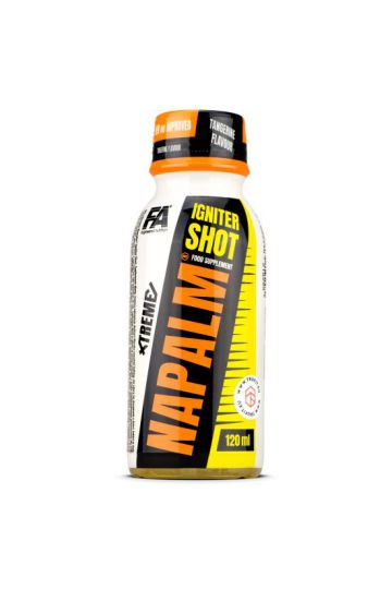 Fitness Authority Napalm Igniter Shot