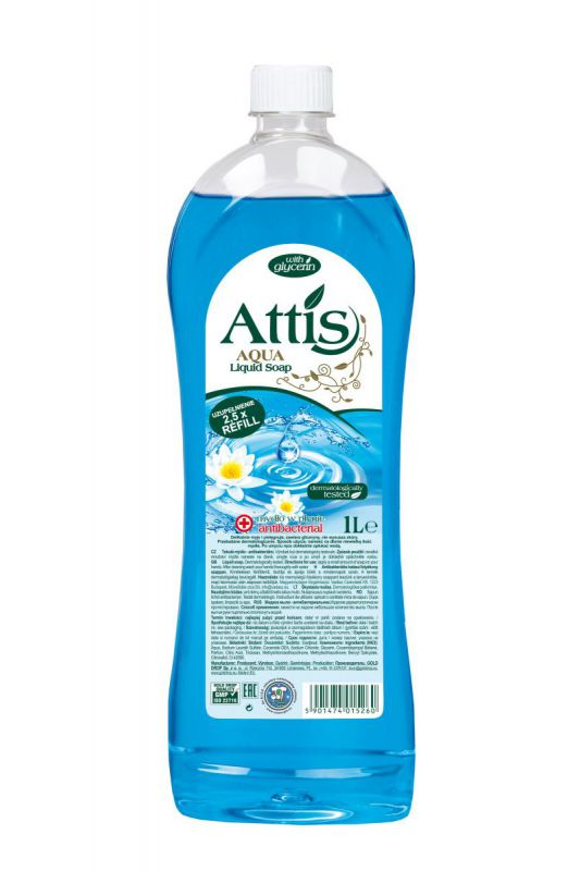 Gold Drop Attis Antibakteriálne mydlo