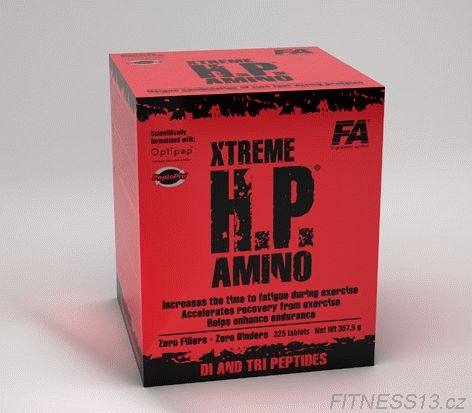 Fitness Authority Xtreme H.P. Amino
