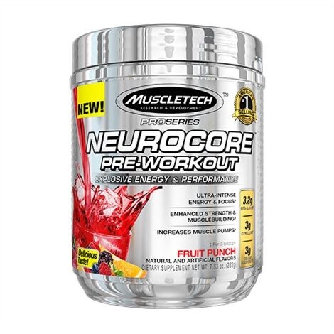 MUSCLETECH NEUROCORE 214g