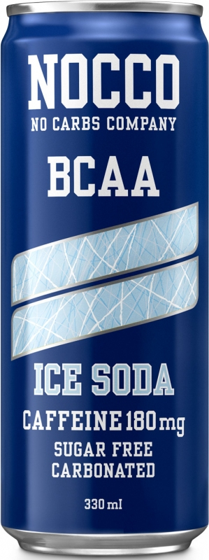 Nocco BCAA 330 ml - Ice Soda
