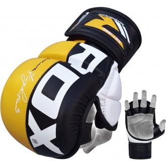 RDX T6 MMA Rukavice - Žlté