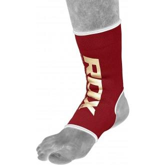 RDX Anklet Elastická bandáž na členok - Červené