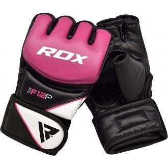 RDX F12 MMA Rukavice (dámske) - Ružové
