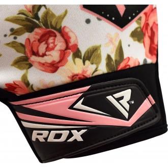 RDX Dámske Fitness Rukavice F23 - Biele