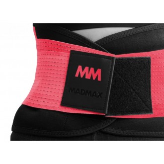 MadMax opasok Slimming and support belt - Červený