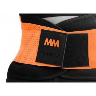 MadMax opasok Slimming and support belt - Oranžový