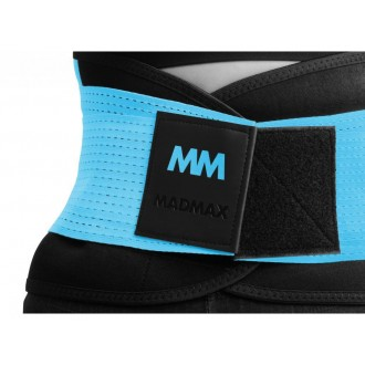 MadMax opasok Slimming and support belt - Tyrkysový