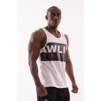 "NEBBIA AW 90""s Muscle tielko 723 - Biele"
