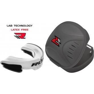 RDX Gélový Chránič Na Zuby - Biely