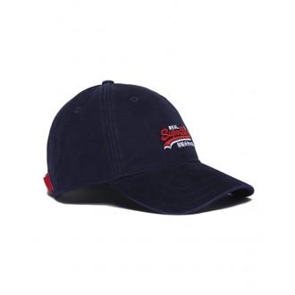 Superdry pánska šiltovka TWILL CAP - Tmavomodrá