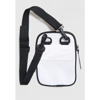 Superdry pánska náprsná taška Sports Pouch - Biela