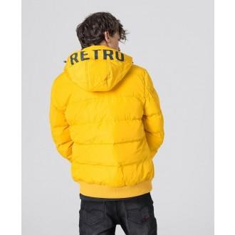 Retrojeans pánska bunda Craft 20 - Žltá