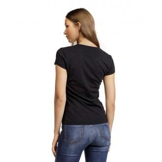 Devergo dámske tričko - Čierna