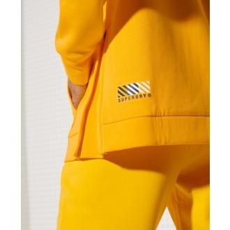 Superdry dámska mikina Training - Žltá