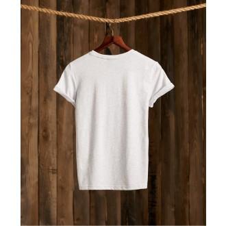 Superdry dámske tričko Floral - Sivá