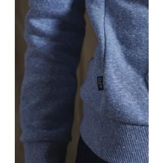 Superdry dámska mikina Overhead - Svetlá modrá