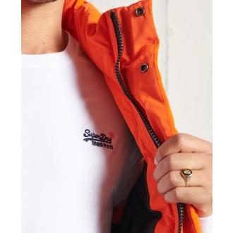 Superdry pánske dlhorukávové tričko Embroidered - Biela
