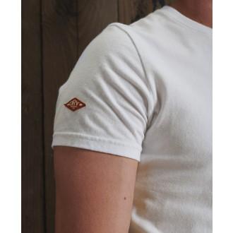 Superdry tričko Core Logo Woodstock - Biele