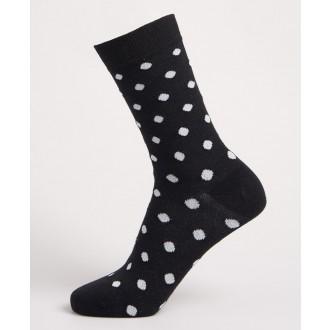 Superdry dámske ponožky Novelty 3 Pack - Sivá