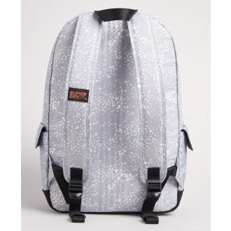 Superdry dámsky ruksak Print Edition Montana - Sivý