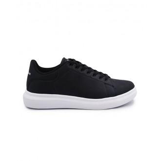 Retrojeans pánske topánky Craig - Čierna