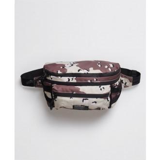 Superdry dámsky ruksak Nevada Pack-away - Kaki