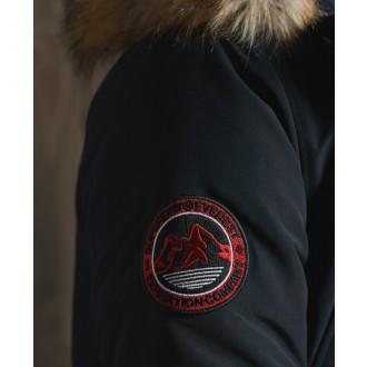 Superdry pánska bunda Everest Parka - NAVY