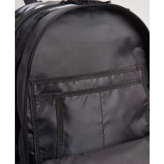 Superdry ruksak Harbour Tarp - Čierny