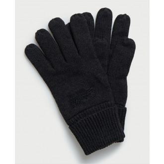 Superdry pánske rukavice Orange Label - DARK GREY