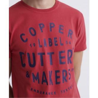 Superdry pánske tričko Copper Label