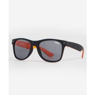 Superdry pánske slnečné okuliare SDR Newfare - Čierna