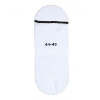 Devergo Pánske ponožky - Biela